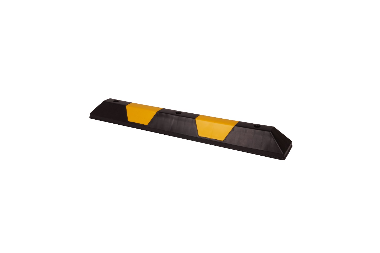 parking aid stop black-yellow 1090 mm