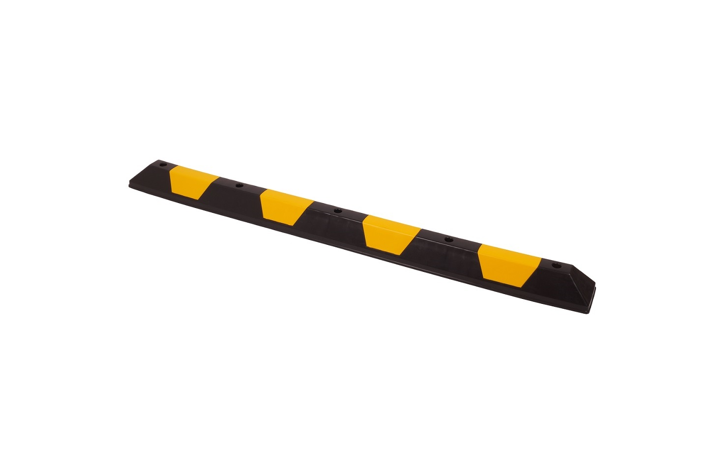parking aid stop black-yellow 1790 mm