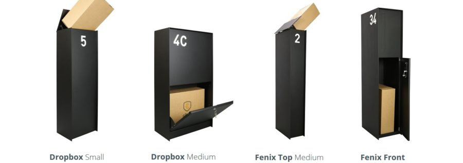 esafe producten Dropbox small dropbox medium fenix top medium fenix front