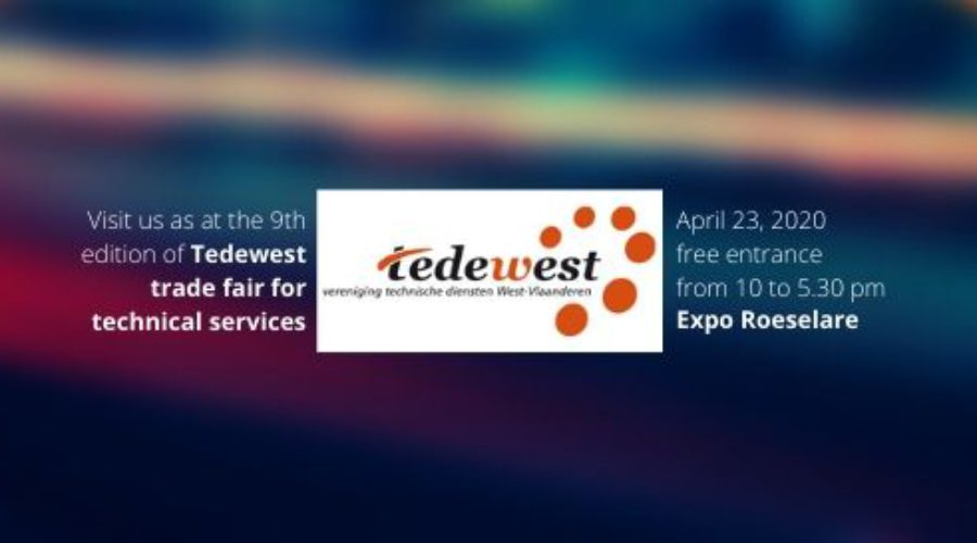 Structurax is exhibitor at Tedewest 2020