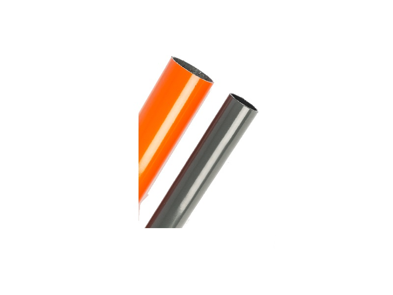 Signaling post for traffic signs