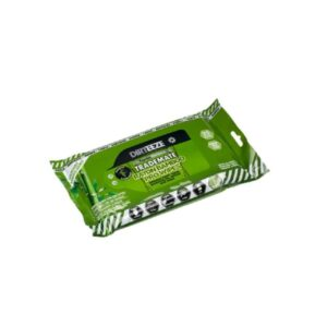 Desinfection wipes - bamboo - 25 pieces - flowpack